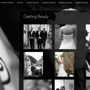 WordPress Design and Development for AFM Photography based in Gillingham, Dorset.
